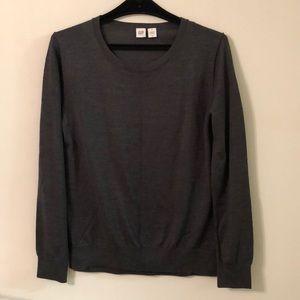 GAP XL long sleeve green sweater